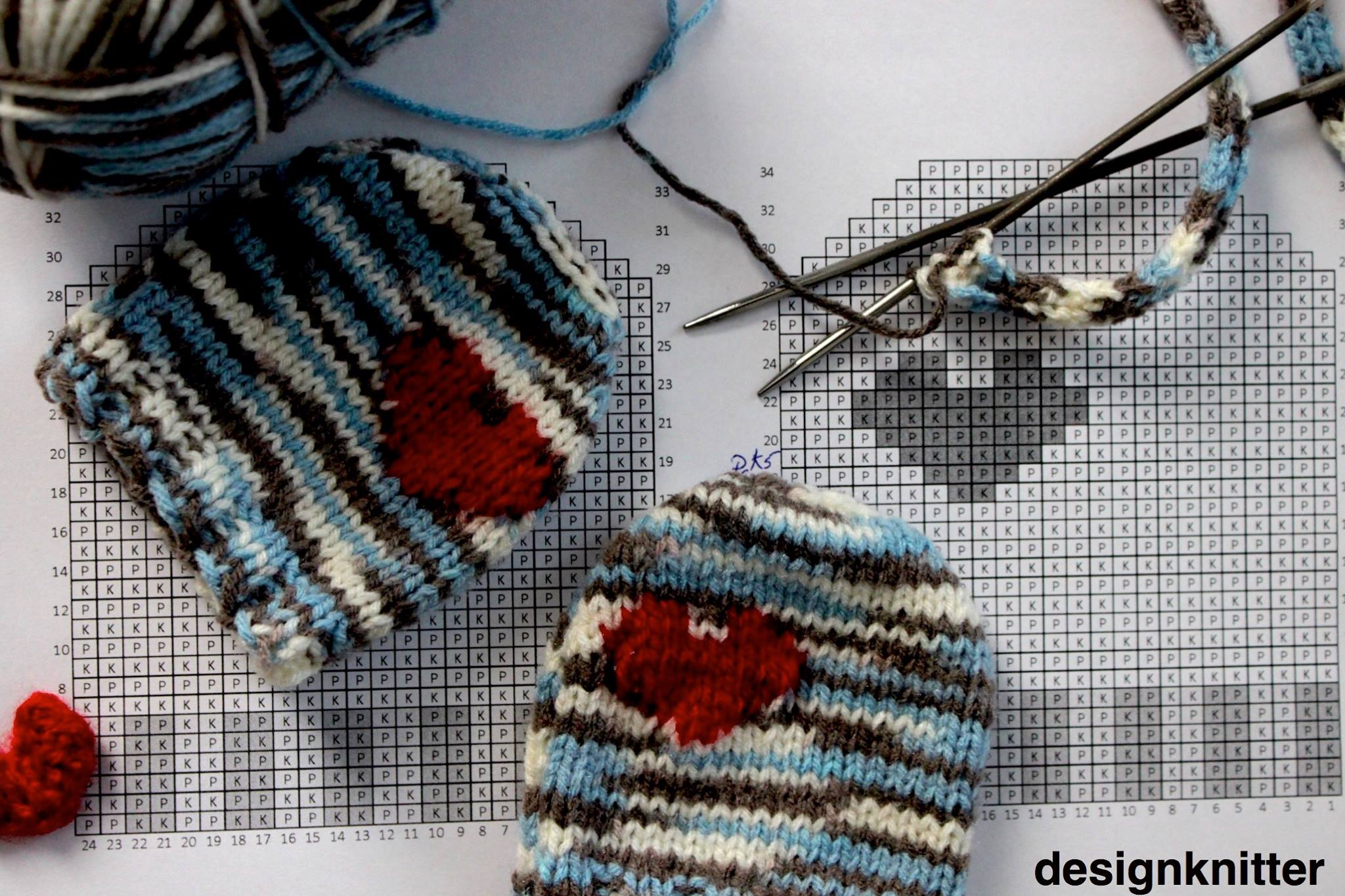Project | Designknitter